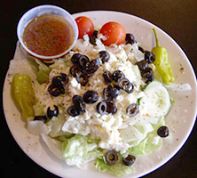 Carroll County Restaurant Salads