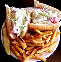 Carroll County Restaurant Sandwiches